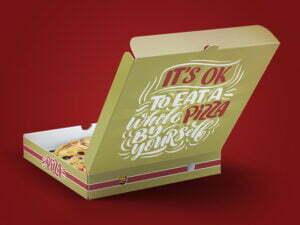 Cutii & Triunghiuri Pizza